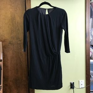 MASSIMO dutti black dress